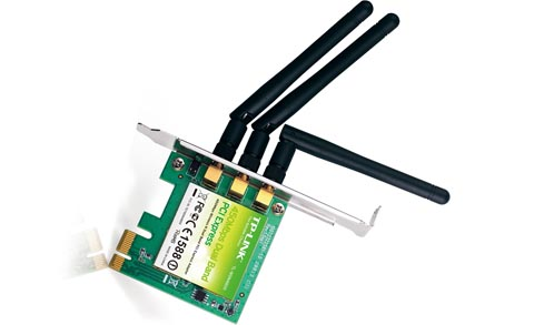Adaptador PCI Dual Band
