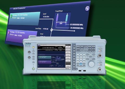 Generadores de señal para test inalámbrico