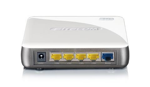 Router inalámbricos con seguridad Cloud