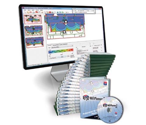 Software para diseño de WLAN
