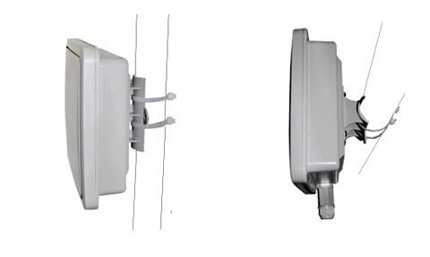 Punto de acceso externo de tipo antena