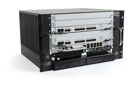 Simulación de carga para redes LTE e IMS convergentes