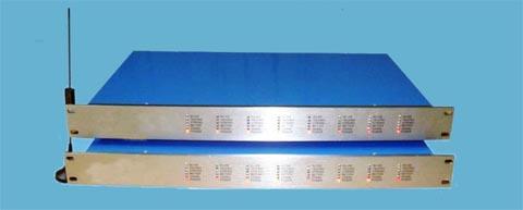 Gateway GSM de ocho canales