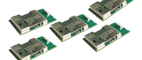 Módulos RF Bluetooth