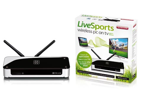 Router wireless con streaming