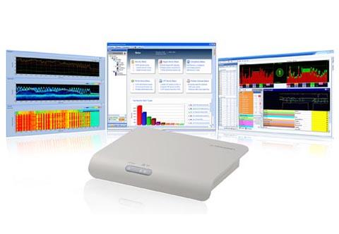 Software de supervisión para LAN inalámbricas