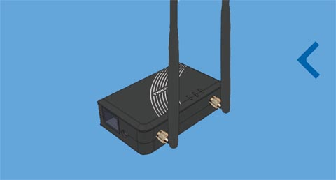 Routers WiMAX con conexión Ethernet
