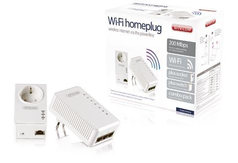 Kit de PLCs Wi-Fi
