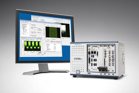Soluciones de prueba para WLAN 802.11ac y Bluetooth