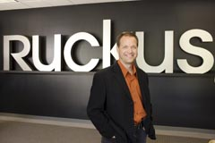 Steven Glapa - Senior Director of Field Marketing - Ruckus Wireless