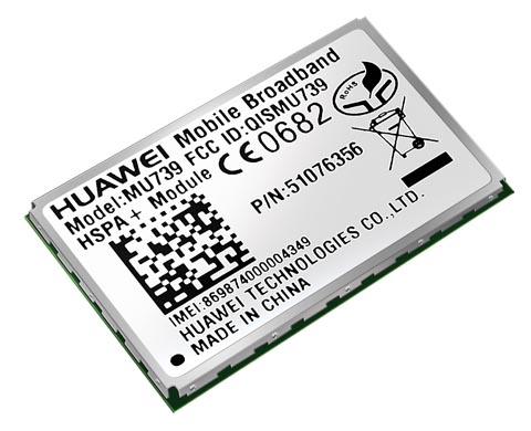 Módulo 3G/HSPA+ 21 Mbps
