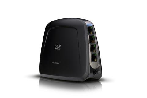 Router con tecnología AC