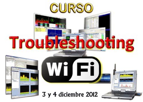 "Curso ""Troubleshooting Wi-Fi"""