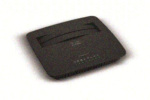Router Wi-Fi 802.11n con módem ADSL integrado