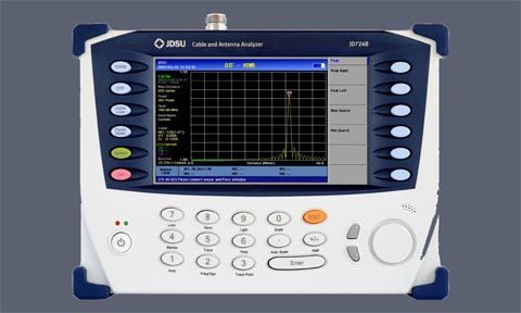 Soluciones de test y medida para redes móviles