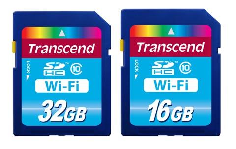 Tarjeta SD Wi-Fi