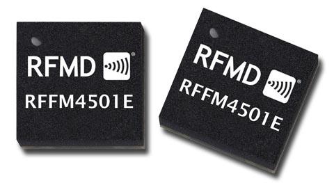 Módulo Wi-Fi de 5 GHz para equipos móviles