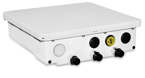 Radios PtP y PtMP de elevada versatilidad