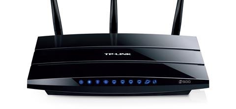 Router Gigabit dual band inalámbrico