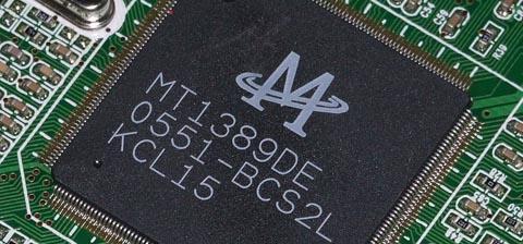 SoC receptor multi-GNSS con soporte Beidou