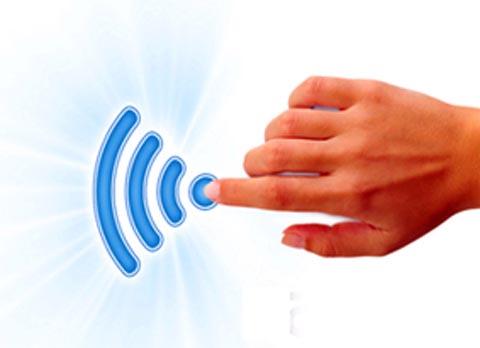 Solución monochip: radio inalámbrica y sensado táctil capacitivo