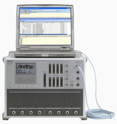 Solución para medir servicios de comunicación en dispositivos LTE