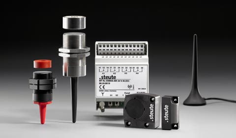 Transmisores inalámbricos con 868 y 915 MHz