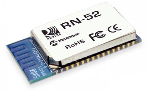 Módulo de audio Bluetooth Clase 2