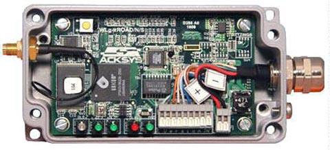 Punto de acceso Ethernet inalámbrico