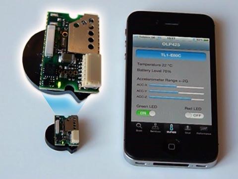 Dispositivos inalámbricos de bajo consumo