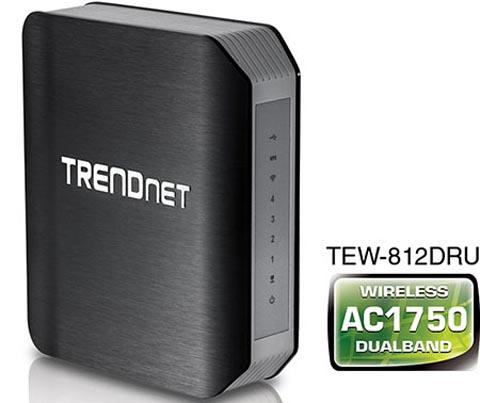 Router inalámbrico de banda dual AC