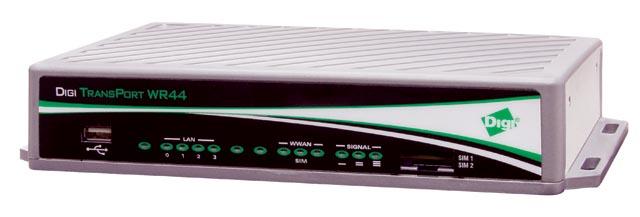 Router inalámbrico para aplicaciones ferroviarias