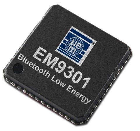 Controlador Bluetooth de bajo consumo