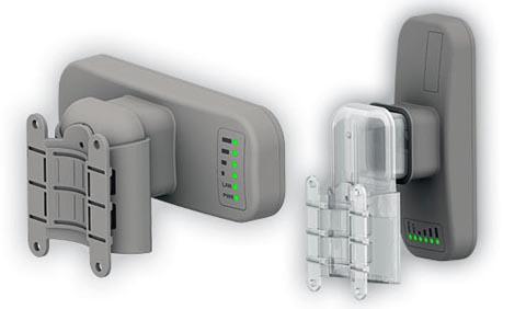 Antena de panel MiMo de 15 dBi