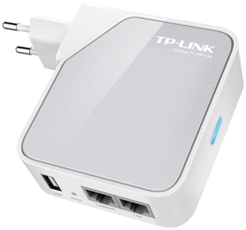 Router, adaptador TV y repetidor de bolsillo