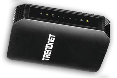 Router inalámbrico de banda dual AC1200
