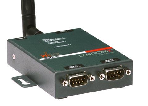 Servidor de dispositivos con dos puertos