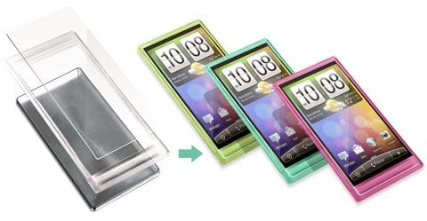 Antena Flex para dispositivos móviles industriales