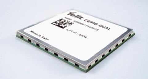 Comunicaciones con módulo CDMA