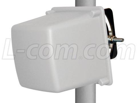 Antena de polaridad dual 10 dBi