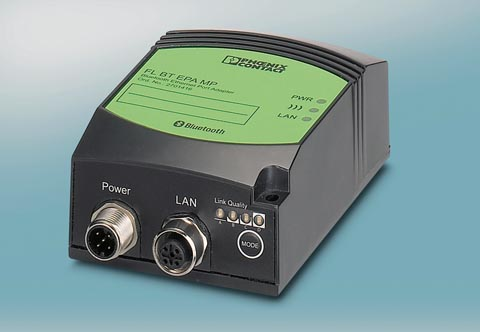 Módulo Bluetooth para sistemas de control