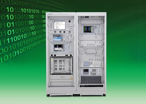 Sistema de test RF con aprobación PTCRB
