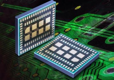 Módulos transceptores wireless LAN y Bluetooth