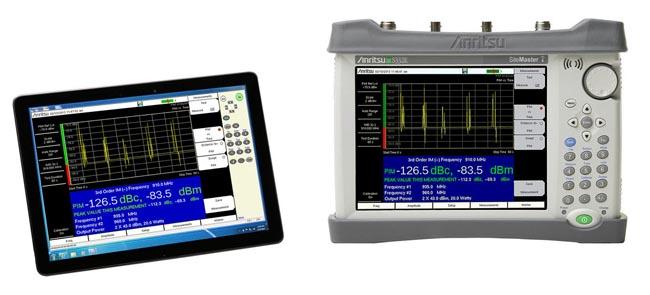 Instrumentos portátiles con capacidad de control remoto