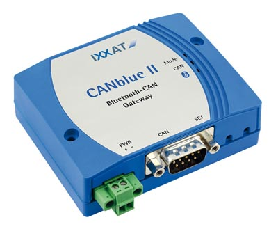 Transmisor de datos CAN por Bluetooth
