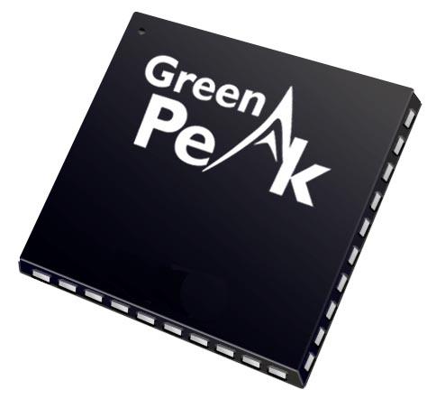 Chip controlador ZigBee PRO