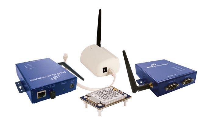 Plataforma Wi-Fi de banda dual 802.11 para M2M