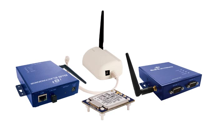 Plataforma Wi-Fi de doble banda 802.11 para M2M industrial