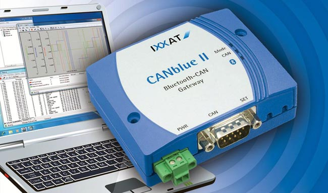 Solución segura para comunicaciones CAN wireless