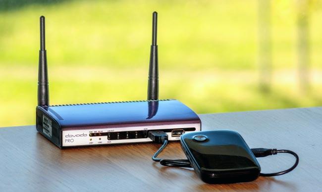 Routers para hotspots móviles 4G